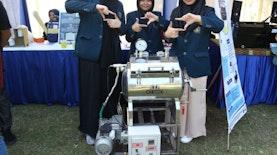 Mahasiswa Brawijaya Ciptakan Alat untuk Memperpanjang Umur Simpan Cabai Merah