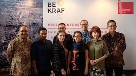 Memperkenalkan Indonesia, Anak Bangsa Satu ini Unjuk Gigi di Venice Art Biennale 2017