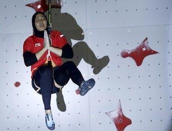 Aries Susanti Rahayu Spiderwoman Indonesia Raih Dua Medali Emas