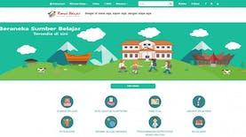 Kata Siapa Pendidikan di Indonesia Susah Dijangkau? Nih, Platform Bimbel Online Gratis dari Kemdikbud!