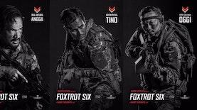 Foxtrot Six, Film Indonesia yang Siap Tayang di Luar Negeri