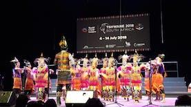 Tim Paduan Suara UNHAS Sabet Emas di Kejuaraan Paduan Suara Internasional