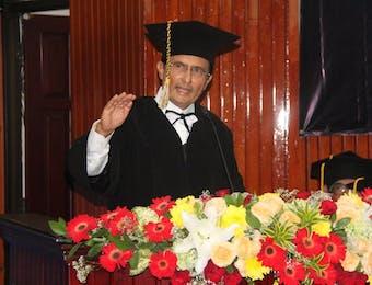 Fadel Muhammad, Guru Besar Wirausaha Pertama di Indonesia