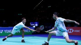 Rekap Hasil Indonesia di Babak 16 Besar All England 2019