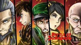Film 'Battle of Surabaya' Raih Penghargaan Animasi Terbaik di Milan