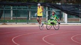 Berkat Ini Penyandang Disabilitas Tidak Perlu Khawatir Menonton Asian Games 2018 di GBK