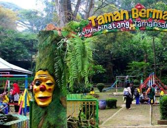 Skywalk, Wahana Baru di Kebun Binatang Bandung