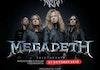 Megadeth Bakal Mengguncang JogjaRockarta 2018