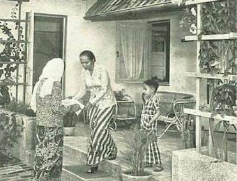 Nganteuran dan Munjung, Tradisi Berbagi Makanan Jelang Idul Fitri