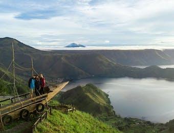 10 Bali Baru: Danau Seluas Singapura di Sumatra Utara