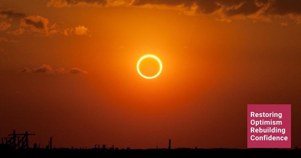 Gerhana Matahari Cincin Hiasi Langit Indonesia Di Akhir