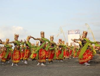 Festival Gandrung Sewu Angkat Tema Kepahlawanan dan Geliatkan Ekonomi Lokal