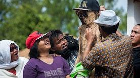 Ma'Nene Toraja, Ketika Mayat Berganti Pakaian dan Berjalan