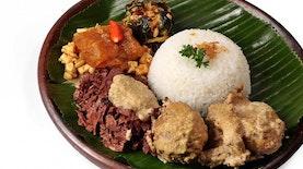 Festival Tamansari: Makan Gudeg 3000an