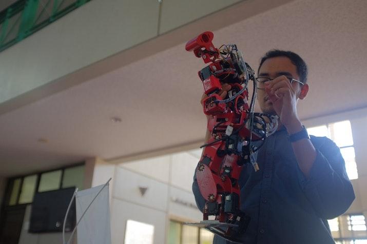 Pameran Teknologi, Sarana Inspirasi dan Unjuk Gigi Mahasiswa PENS