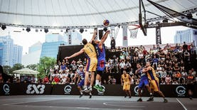 Ayo Dukung Indonesia Berlaga di FIBA 3x3 World Championship 2016!