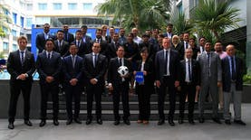 PSSI Jadi Tuan Rumah FIFA Forward 2018