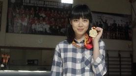 Lindswell Kwok, Atlet Wushu Indonesia yang Siap Berlaga di Asian Games 2018