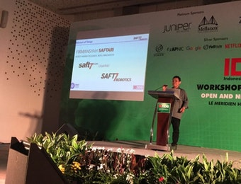 Obituari Firmansyah Saftari, Pegiat Robotik Indonesia