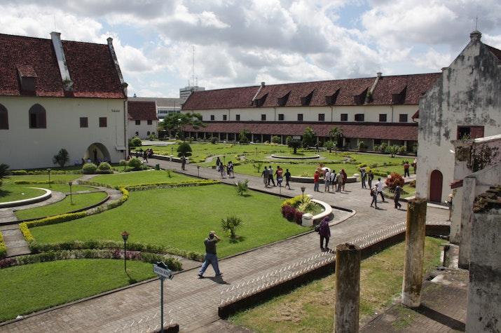 Fort Rotterdam; Saksi Sejarah Perkembangan Makassar