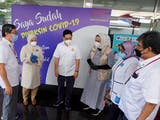 Gambar sampul Lakukan Vaksinasi Massal, Upaya Manufaktur Toyota Indonesia Tekan Sebaran Covid-19