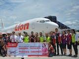 Lion Air Buka Rute Perdana Samarinda-Yogyakarta