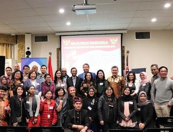 Pekan Pancasila di Australia, Ajang Memperkuat Rasa Cinta Tanah Air
