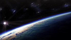 Foto Indonesia dari Angkasa yang Membuat Takjub Astronot Jepang
