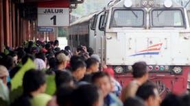 Siap-Siap! Tiket Kereta Masa Lebaran Dapat Dipesan Mulai 14 Februari