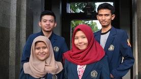 Teknologi Eceng Gondok untuk Kendalikan Tumpahan Minyak, Bikinan Universitas Brawijaya