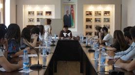 Mahasiswa Azerbaijan Menulis Opini tentang Indonesia