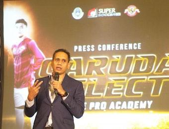 Program Garuda Select Kirim 24 Pemain U-16 ke Inggris