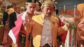Wajib Tahu, Begini Filosofi di Balik Kain-kain Batik dalam Pernikahan Adat Jawa