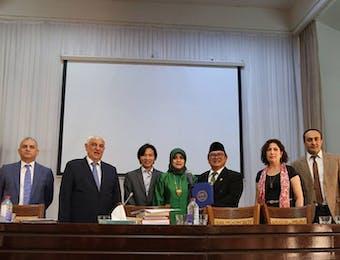Dubes RI Baku, Orang Indonesia Pertama Mendapat Gelar Profesor Kehormatan di Azerbaijan