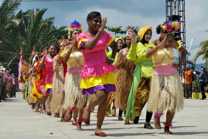 Festival Danau Sentani ke-9 Semarak dan Disambut Antusias