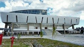 Mengintip Kemegahan Venue PON 2020 di Mimika Sport Complex