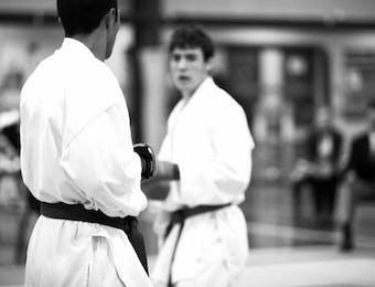 Doakan Huggies Yang Akan Mewakili Indonesia ke Barcelona melalui World Karate Federation Championship 2017