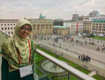 Liana Christiani, Mahasiswi Indonesia dengan Segudang Prestasi di Jepang
