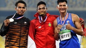 Atlet Lari Indonesia Juarai Malaysia Open Grandprix 2019
