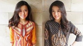 Gadis Belia Asal Semarang ini Bawa Batik Indonesia Mendunia