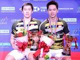 Gambar sampul Smash Kuat Duo Minion Andalan Indonesia Mengantarkannya Mempertahankan Gelar di Hong Kong Open 2018