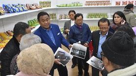 Pertama Kalinya, Paviliun Produk Makanan Indonesia di Rusia