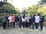 Gambar sampul Jelang 55 Tahun Perkembangan Teknologi Material Indonesia