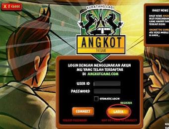 Game Unik bertema Angkot ala Indonesia