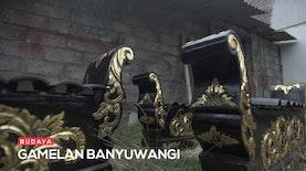 Alat Musik Tradisional Gamelan Banyuwangi, Bentuk Akulturasi Budaya