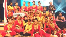 Berkat Tarian Toraja dan Minang, Wakil Indonesia Raih Penghargaan di Malaysia