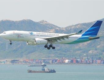 Dua Maskapai Penerbangan Indonesia Masuk Kategori Teraman di Dunia