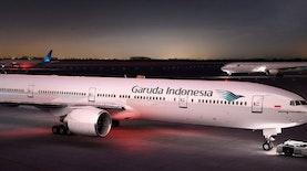Garuda Indonesia Kembali Raih Kualitas Penerbangan Bintang Lima