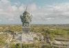 Akhirnya! Patung Tertinggi di Indonesia Ini Selesai Setelah 28 Tahun
