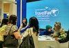 Garuda Indonesia Travel Fair 2017 Surabaya Diserbu Peminat Travelling